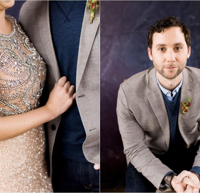 Love You Like the Stars Above: Romantic Wedding Inspiration