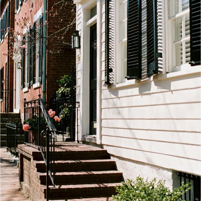 Washington, DC: On Film