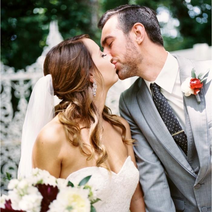 Ginger & Ryan: A Tennessee Summer Garden Wedding