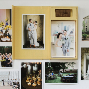 Kelli + Tobin:  Heirloom Box