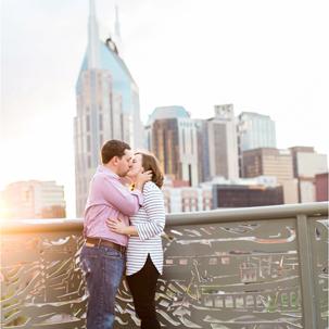 Amber & Matt: Nashville Engagement