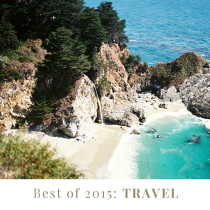 Best of 2015: Travel