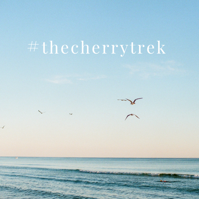 The Cherry Trek: Our Adventure Begins