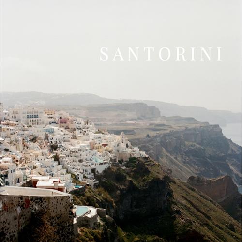 The Cherry Trek: Santorini