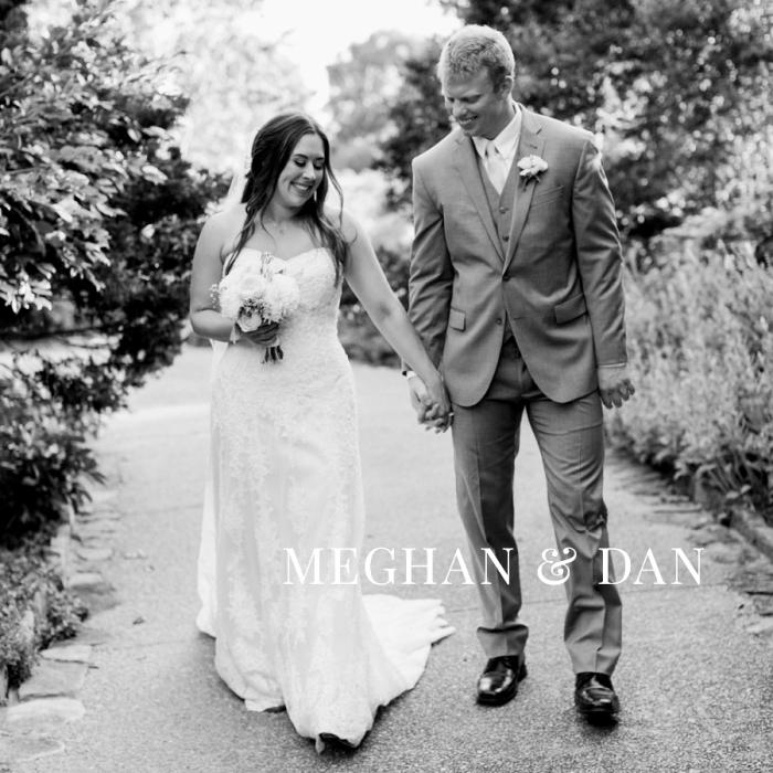 Meghan & Dan: Lewis Ginter Wedding