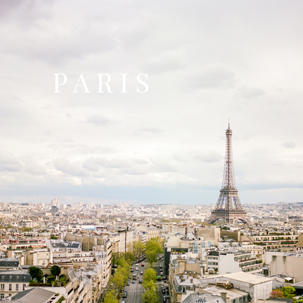 The Cherry Trek: Paris