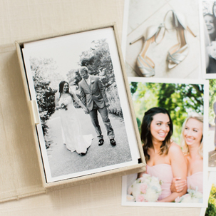 Meghan & Dan: Heirloom Box