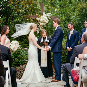Haley & Patrick: Summer Wedding at CJ's off the Square