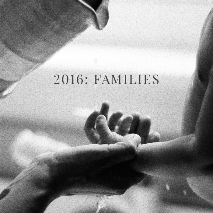 2016 in Photographs: Families