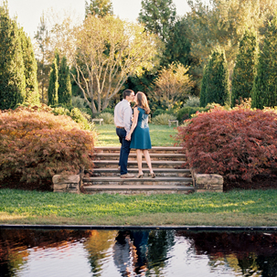 Drew & Jesslyn: Charlottesville Waterperry Farm Engagement