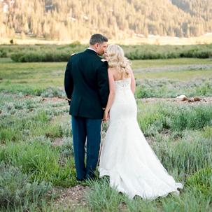 Stephanie & Freddy: Summer Wedding in Lake Tahoe