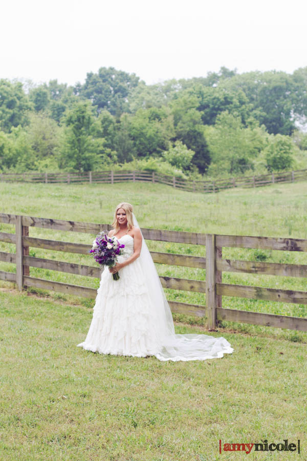 Private Country Wedding in Nashville