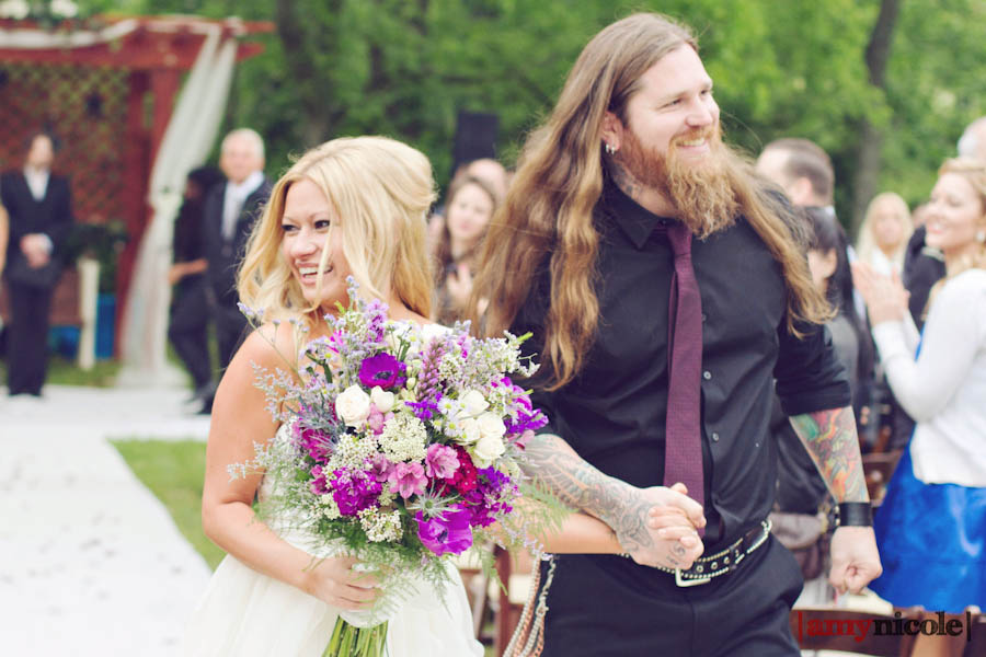 Country Wedding in Nashville